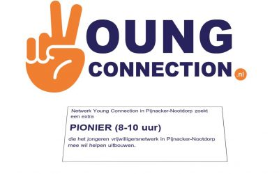 Young Connection zoekt een extra pionier (8-10 uur)