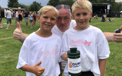 Zuidpop zamelt in voor Young Connection