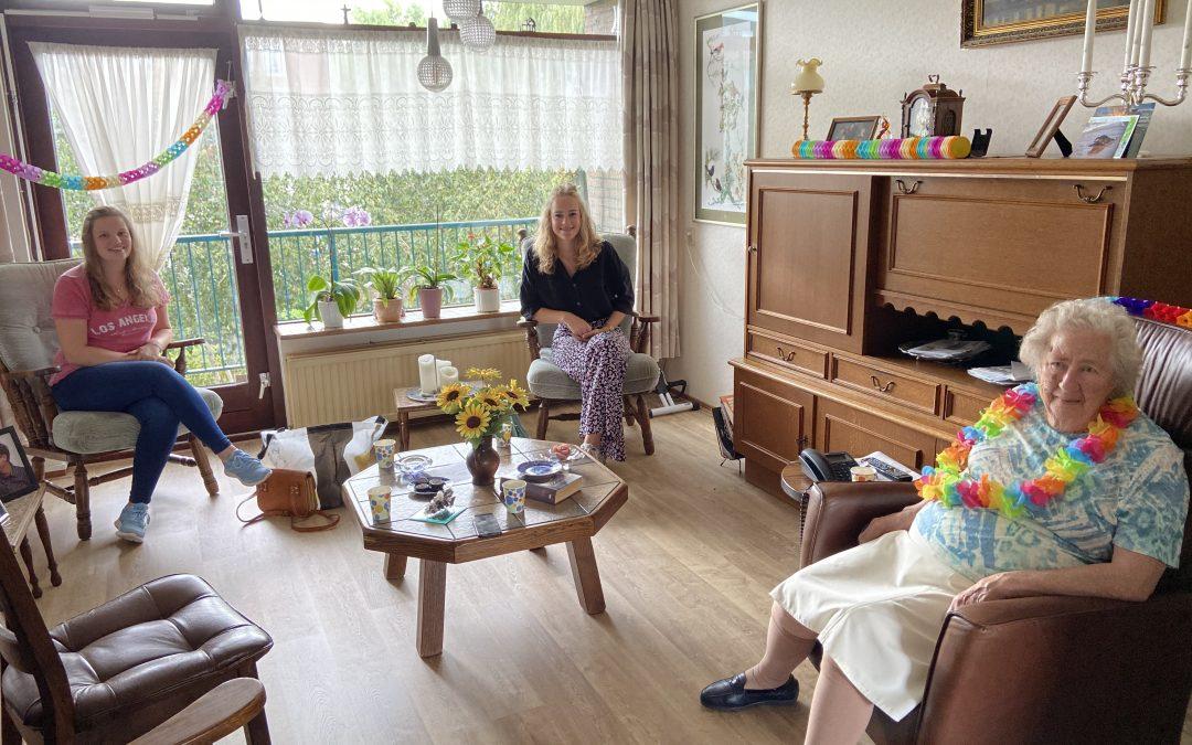 Jongeren verrassen Ouderen uit Pijnacker-Nootdorp